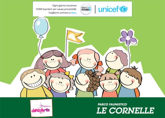 Le Cornelle per UNICEF