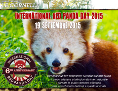 nternational Red Panda Day (IRPD) 2015