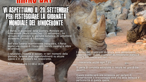 World Rhino Day 2015
