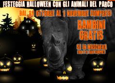 Halloween al Parco Le Cornelle