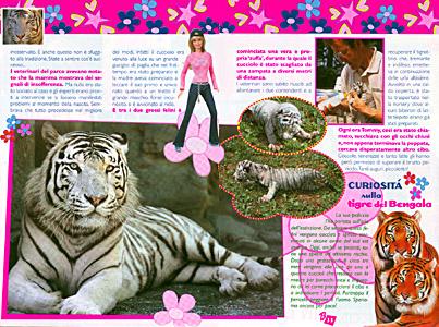 Barbie e gli animali del parco - un amore ricambiato