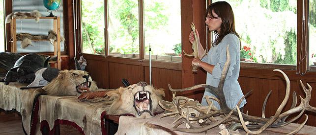 visite guidate laboratori sulle tracce degli animali